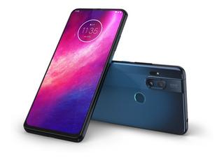 Motorola One Hyper 128gb+4ram 4000mha Cámara Dual Meses