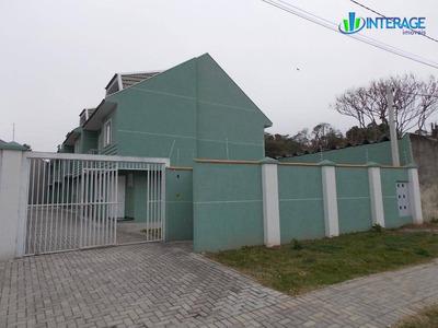 Sobrado Com 3 Dormitórios Para Alugar, 140 M² Por R$ 1.800/mês - Santa Felicidade - Curitiba/pr - So0155
