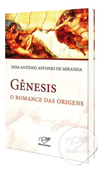 Gênesis O Romance Das Origens - Estudo Exegese Bíblia