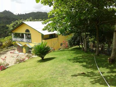 Casa De Venta En Jamao Al Norte Provincia Espaillat