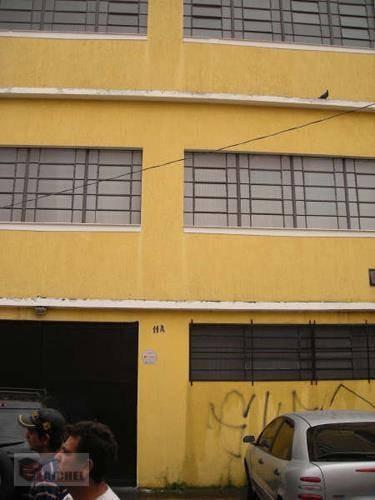 Prédio À Venda, 808 M² Por R$ 2.780.000 Rua Adolfo D Ávila, 11 - Vila Regente Feijó - São Paulo/sp - Pr0011