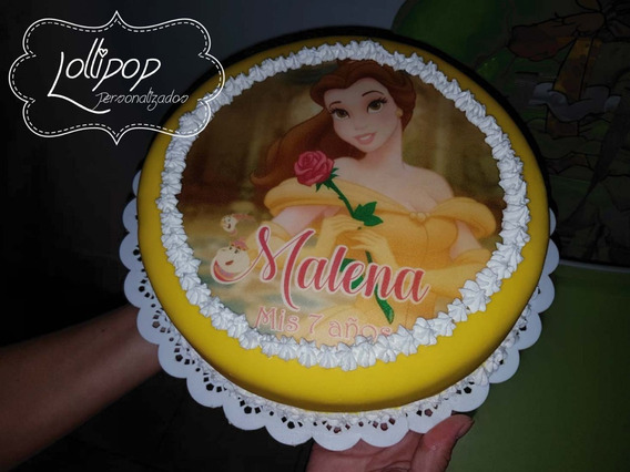 Laminas E Impresiones Comestibles Foto Torta- No Hago Envíos