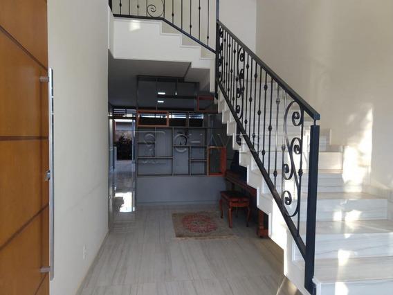 Casa Residencial Em Ribeirão Preto - Sp - Ca0383_chaves