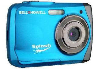 Bell Howell Wp7 16 Mp Cámara Digital A Prueba De Agua Con V