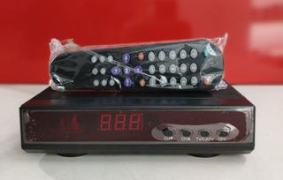Tv/cable Convertidor Decodificador Canales