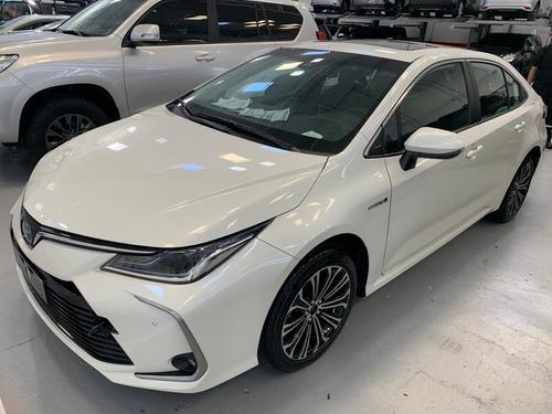 Toyota Corolla 1.8 Se-g Hybrid