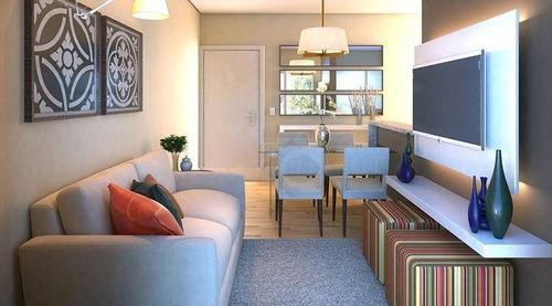 Imagem 1 de 20 de Apartamento Residencial À Venda, Jardim Sevilha, Indaiatuba - Ap0360. - Ap0360