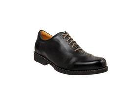 Sapato Masculino Sandro Moscoloni Ogden Oxford Preto