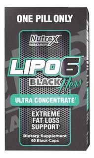 Lipo 6 Hers - Nutrex