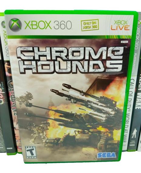 Jogo Chromehounds Xbox 360 Midia Física Original
