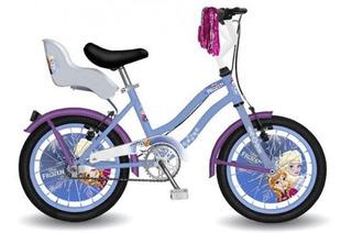 Bicicleta Rodado 16 Frozen Disney