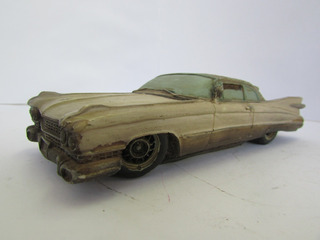 Sem Escala Definida Peso De Papel Cadillac Resina Jorgetrens