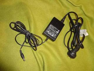 Fuentes Switching 12v 1,25a Delta - Apto: Cámara Cctv / Alarma / Tira Led - Incluye Cable 220v - Usada, Perfecta.