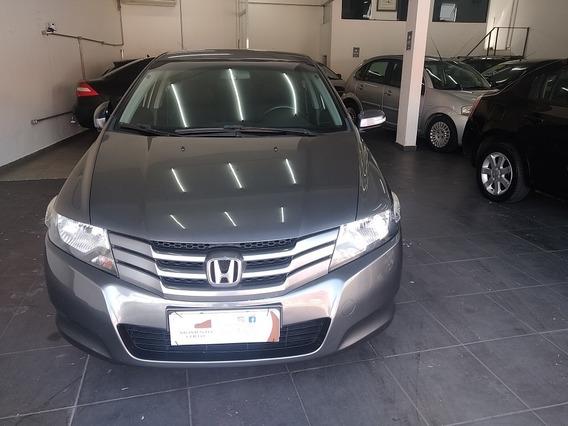 Honda City 2012 1.5 Ex Flex Aut. 4p