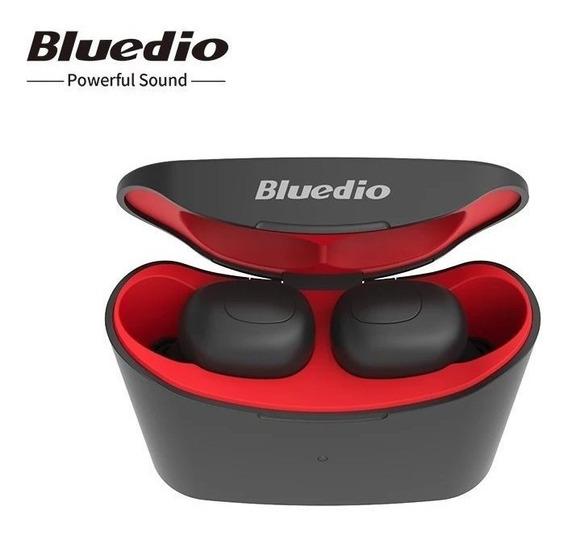 Fone De Ouvido Bluedio T Elf Tws In Ear Bluetooth 5.0 650mah