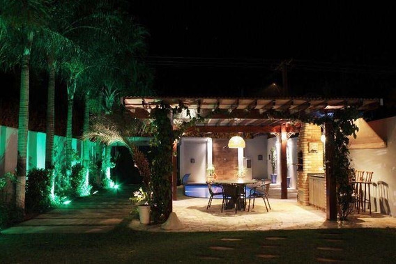 Área De Lazer Para Venda Em Araras, Jardim Santa Olívia Ii, 1 Dormitório, 2 Banheiros, 5 Vagas - V-221