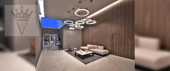 Apartamento Com 4 Dormitórios À Venda, 278 M² Por R$ 4.450.000 - Moema - São Paulo/sp - Ap2804
