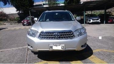 Toyota Aahighlander Hybrido Full