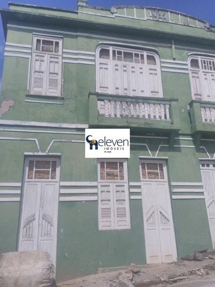 Galpão Para Venda Nazare, Salvador 200 M² Construída. - Gl00003 - 32185849