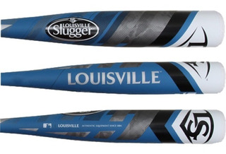 Bat De Besibol Warrior 35x30 Azul Louisville