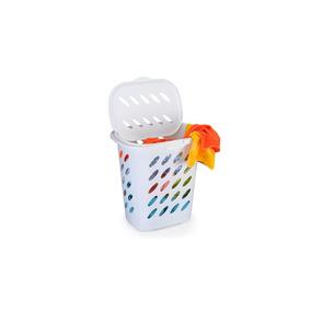 Cesto De Roupas 47 Litros Plástico