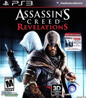 Assassin´s Creed Revelations - Ps3 Fisico