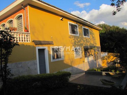 Casa Com 3 Quartos 1 Suite À Venda, 320 M²- Jardim São Jorge - Valinhos/sp - Ca6196