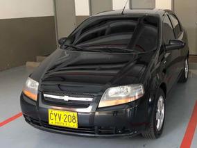Chevrolet Aveo 1.6 Negro
