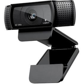 Webcam Logitech C920 Pro Fullhd 1080p Foto 15mp Nota Fiscal