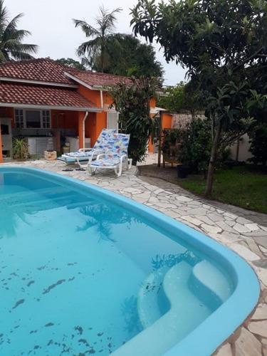 Casa Com Edicula Venda Caraguatatuba - Sp - Jardim Das Gaivotas - 4036