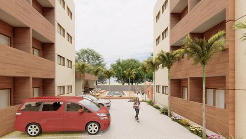 Apartamento Para Venda - 008084