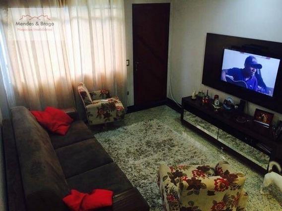Sobrado Condomínio - 2 Dormitórios - Armários - 2 Vagas - Lazer Completo - So0045
