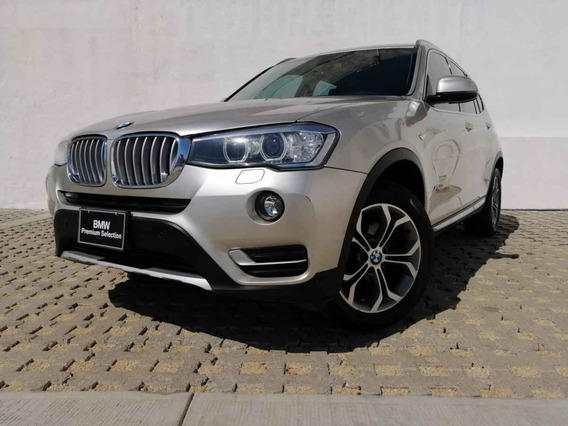 Bmw X3 2016 28ia Sdrive