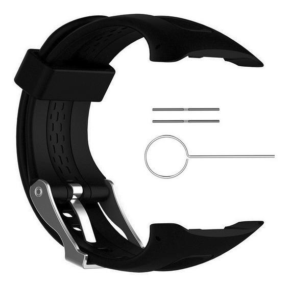 Pulseira Silicone Relógio Garmin Forerunner 10 / 15 Adulto G
