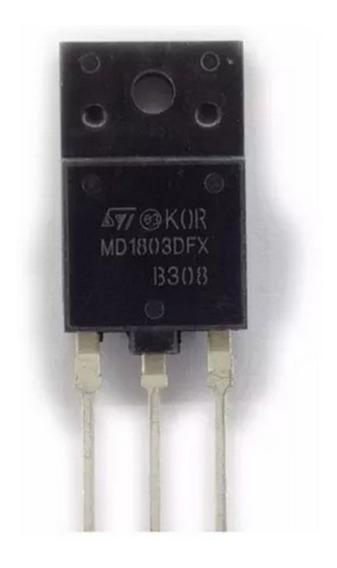 10 Peças Transistor Md1803 Dfx Original Promoção