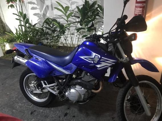 Yamaha Xt 600 E Azul