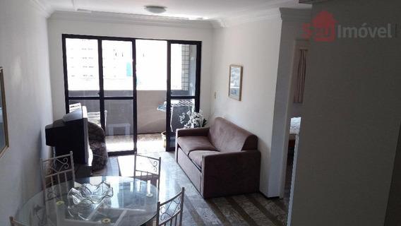 Apartamento Residencial Para Venda E Locação, Praia De Iracema, Fortaleza. - Ap0848