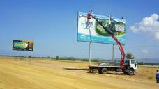 Alquiler Camion Pigman Brazo Hidraulico 10 Toneladas