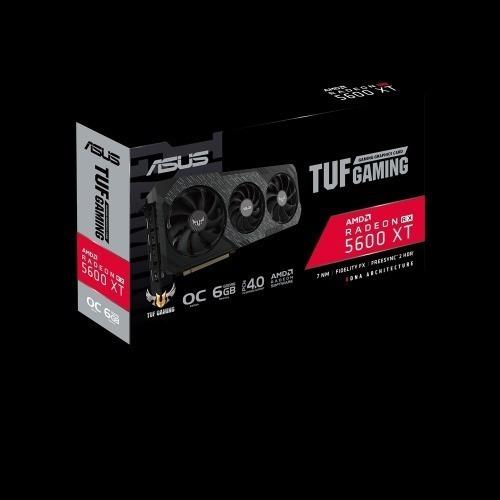 Placa De Video Asus 6gb Rx 5600 Xt Tuf 3 Evo Gaming O6g