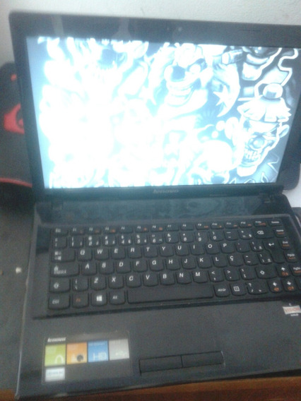 Notebook Lenovo Hd500gb Ram 4gb.