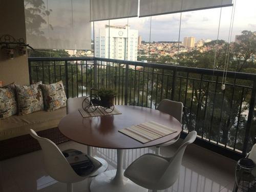 Rrcod3435 - Apartamento Condominio Alto Da Mata - 115mts - 03dorms - 02vagas - Oportunidade - Ótima Localização - Rr3435 - 69340638