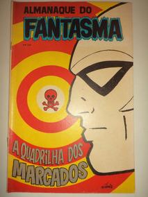 Almanaque Do Fantasma 1974 Editora Rge Excelente