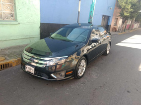 Ford Fusion Sel Aut 4 Cil 2010