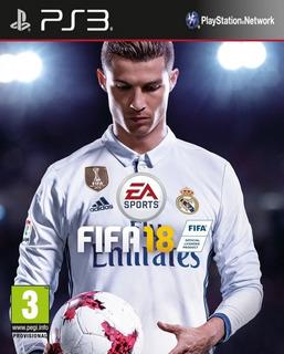 Fifa 18 Edición Legado Español Latino - Mza Games Ps3