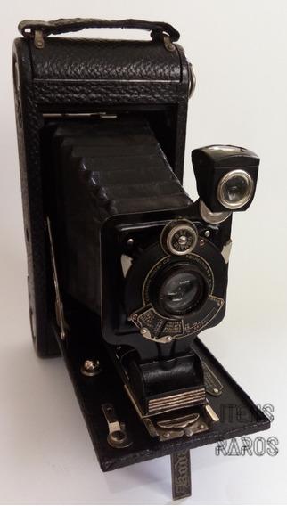 Câmera Fotográfica Eastman Kodak Co. Junior No.1 A Déc. 1920