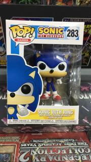 Funko Pop! Games Sonic - Sonic #283 - Original