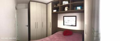 Apartamento Para Locação Em Guarulhos, Vila Alzira, 2 Dormitórios, 1 Banheiro, 1 Vaga - 160