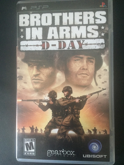 Brothers In Arms D-day Psp Sony