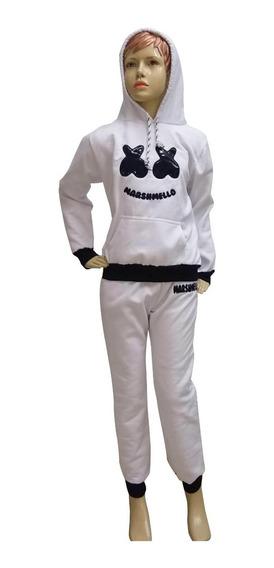 Sudadera Y Pants Dj Marshmello