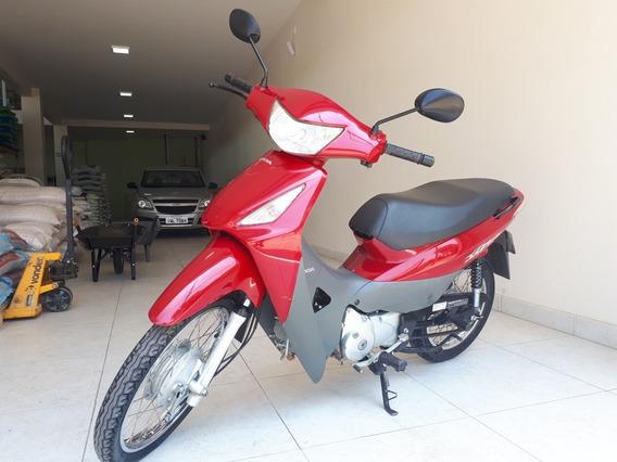 Honda Biz 125 Com Partida